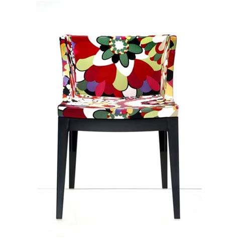 chaise mademoiselle chaise mademoiselle missoni kartell ancolies