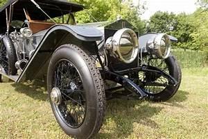 1912 Rolls Royce Silver Ghost 40  50 Hp Tourer By Mann