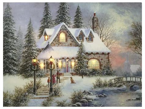 Led Bilder Beleuchtung Weihnachten Weihnachtsbild Mit 4