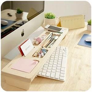 Fashion, Wooden, Desk, Organizer, Office, Stationery, Racks, Personalized, Desktop, Pen, Office
