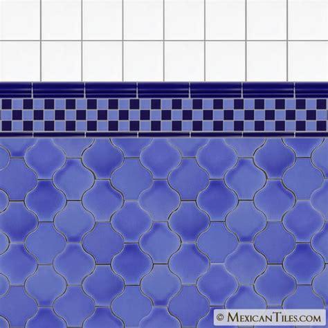mexican tile light blue moroccoterra mediterraneo