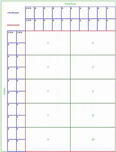 free super bowl squares template 2015 new calendar With free printable football squares template