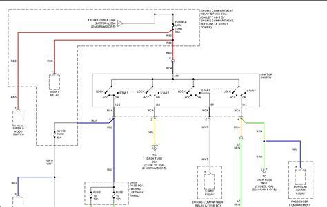 2005 hyundai elantra radio wiring diagram brainglue co