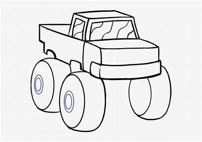 Semi Drawing Truck Easy Clipartmag