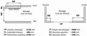Dimension Porte De Garage Sectionnelle : asl les hauts de bures portes d 39 entr e de garage ~ Edinachiropracticcenter.com Idées de Décoration