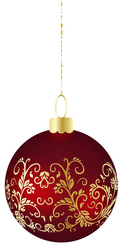 search results for transparent christmas ornament png