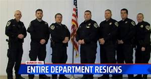 Bunker Hill, Indiana's Entire Police Force Quits - ATTN: