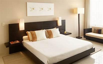 Bedroom Interior Wallpapers Bed Bedrooms