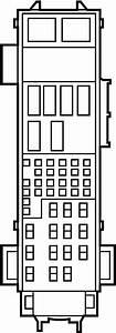 Chrysler Aspen Distribution Box  Fuse And Relay Center