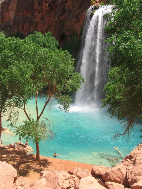 havasu falls coconino county arizona