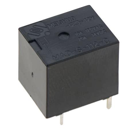 Mini Changeover Power Relay Pin Spdt