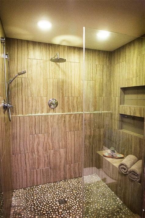 Rustic Spa Bathroom by Rustic Spa Retreat Bathroom Modern Bathroom