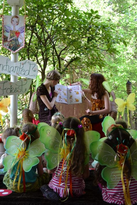 {party On A Budget} Woodland Fairy Party For $170 Catch