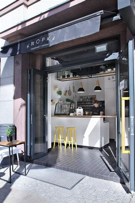 See more ideas about modern cafe, cafe design, coffee shop design. Attractive Small Coffee Shop Design & 50 Best Decor Ideas   Coffee shop interior design, Small ...