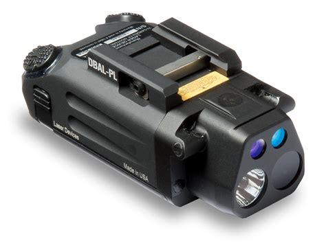 pistol light laser steiner dbal pl dual beam aiming laser pistol light mod