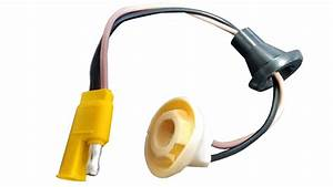 Front Side Marker Light Wiring Pigtail  Oe Style  70