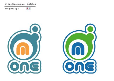 dialog m one logo design by switchu on deviantart