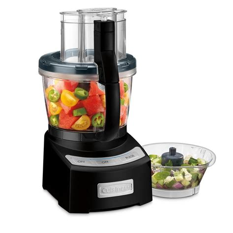 cuisine arte cuisinart elite 2 0 food processor fp12bkn the home depot