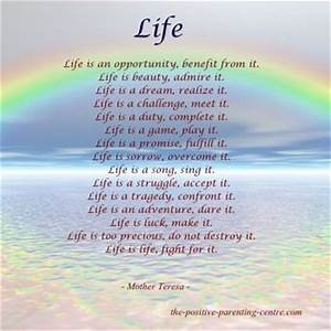 Poems About Life Journey | Poem about Life | yumm there go ...