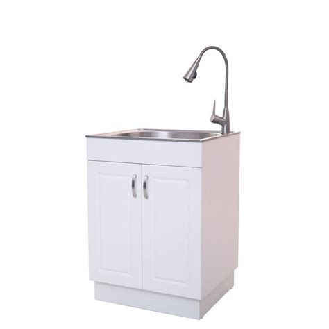 all in one utility sink all in one laundry sink befon for