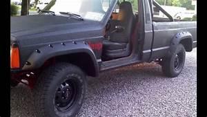 My 86 Jeep Comanche Pt  2