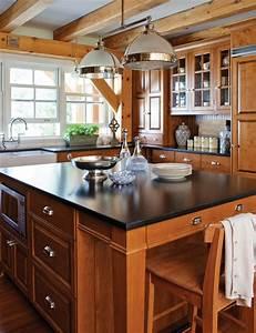 creer un bar dans une cuisine maison design bahbecom With creer un bar dans une cuisine