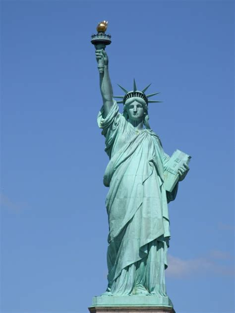 How Do You Know That Liberty Statue Is Symbol Of Freedom