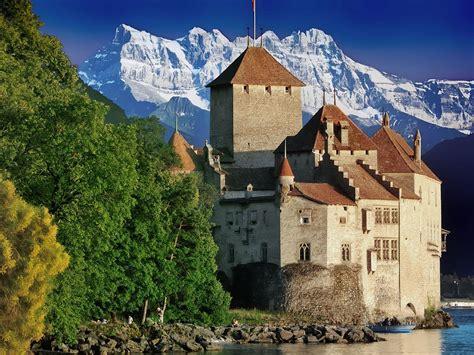 Chillon Castle Wikipedia