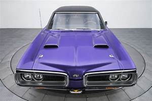 1970 Dodge Coronet Super Bee 94676 Miles Plum Crazy