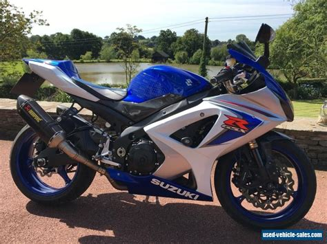 1000 Suzuki Gsxr For Sale by 2009 Suzuki Gsxr 1000 K8 For Sale In The United Kingdom