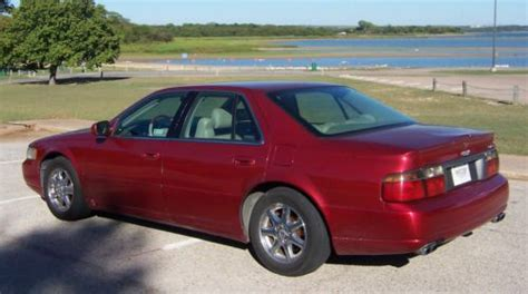 Purchase Used Cadillac Seville Sts Touring Sedan