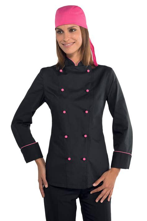 veste de cuisine veste cuisine femme tissu ultra leger vestes de cuisine