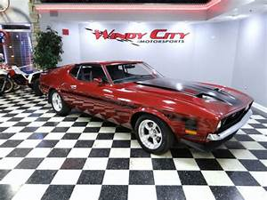 71 Ford Mustang Fastback Mach 1 Clone 351 Cobra Jet V8 Beautiful Paint Must See!