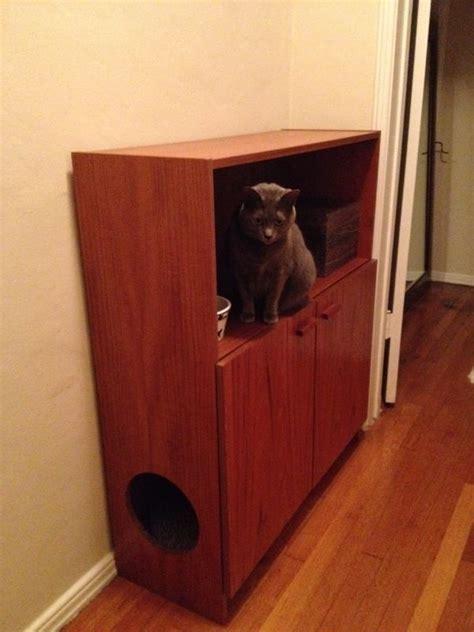 tall litter box cabinet 17 best images about home cat on pinterest cat litter