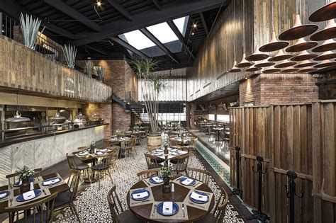 la cuisin la tequila south restaurant loa archdaily