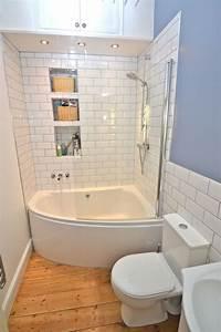Corner, Shower, Tub, Small, Bathroom, -, Small, Corner, Tubs, Compact, Yet, Functional
