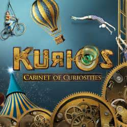 kurios big top touring show cirque du soleil