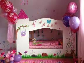 DIY Princess Bed