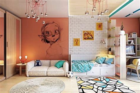 chambre theme espace 15 idées pour décorer les murs d 39 une chambre d 39 enfant