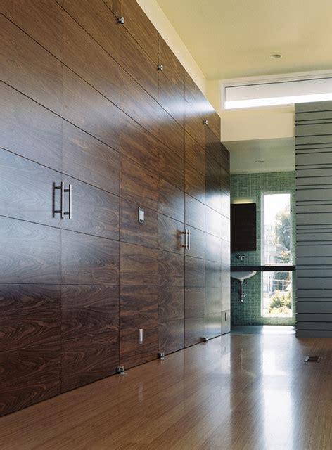 Schwartz and Architecture - Modern - Closet - san