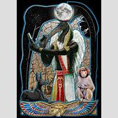 Thoth by Janice...