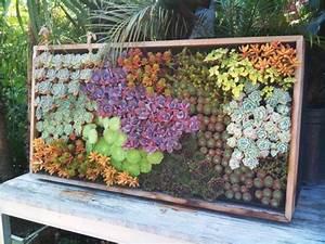 Pflanzenwand Selber Machen : mur v g tal conseils et photos inspirantes pour le cr er ~ Whattoseeinmadrid.com Haus und Dekorationen