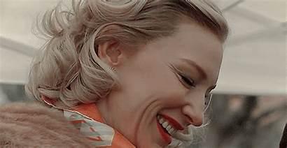 Carol Behind Cate Scenes Taken Film Blanchett