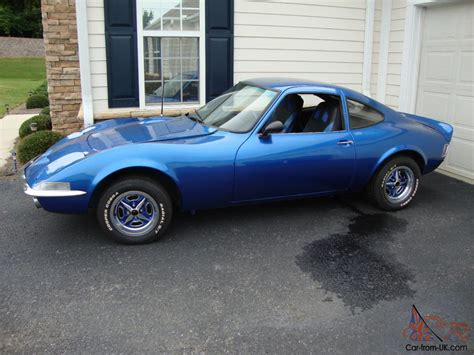 1970 Opel Gt For Sale by 1970 Opel Gt 1 9l