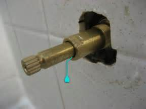 How To Replace Bathtub Faucet Stem leaking american standard valve stem