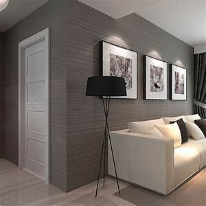 beibehang home decor striped wallpaper modern vinyl ...