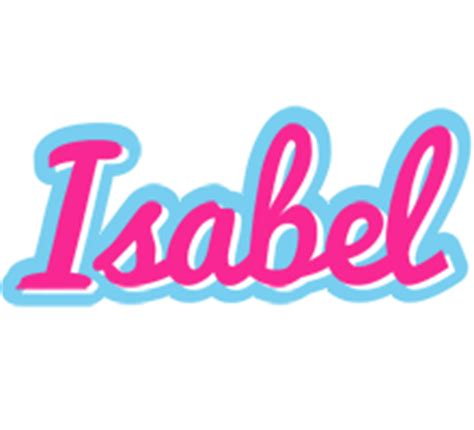 isabel logo  logo generator popstar love panda cartoon soccer america style