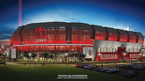 Park Toyota Of San Antonio by City Approves Purchase Of Toyota Field Closer To Mls