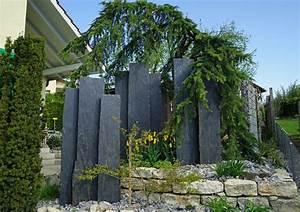 Garten Kiste Holz : sichtschutz garten holz metall ~ Whattoseeinmadrid.com Haus und Dekorationen