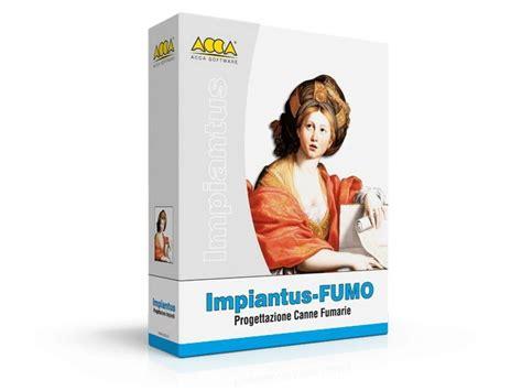 Calcolo Canna Fumaria Camino by Calcolo Camino E Canna Fumaria Impiantus Fumo Acca Software